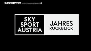 Jahresrückblick: Das war das Sportjahr 2019 auf Sky Sport Austria