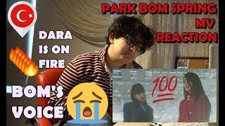 Baixar PARK BOM - Spring feat. Sandara Park MV Reaction