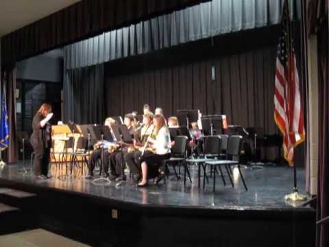 Green Onions - Kiel Middle School Jazz Band