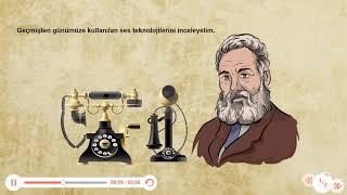 Okulistik - 4. Sınıf - Fen Bilimleri - Geçmişten Günümüze Ses Teknolojileri