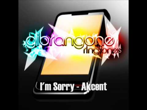 I'm Sorry   Akcent