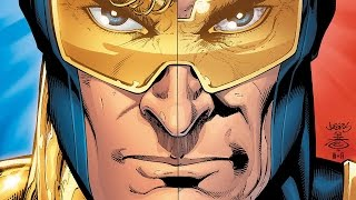 Booster Gold Movie Not Part Of DCEU