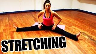 Stretching completo con esercizi per gambe, braccia, collo e schiena - Allenamento intero finale