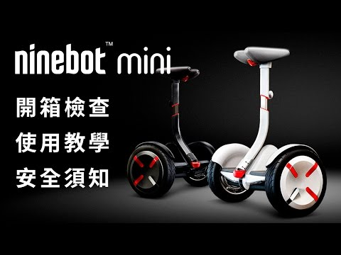 Rider睿德智趣平衡車-Ninebot Mini Pro(小米九號平衡車海外國際版 ...