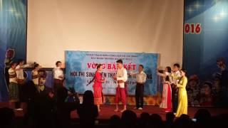 Cuộc thi sinh viên thanh lịch ĐH PCCC .