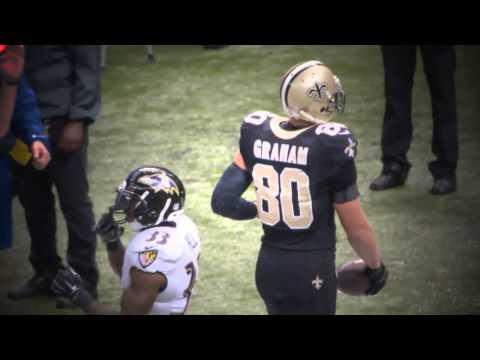 Jimmy Graham highlights (2014 season)