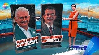 İstanbul Seçimi Show TV'de!