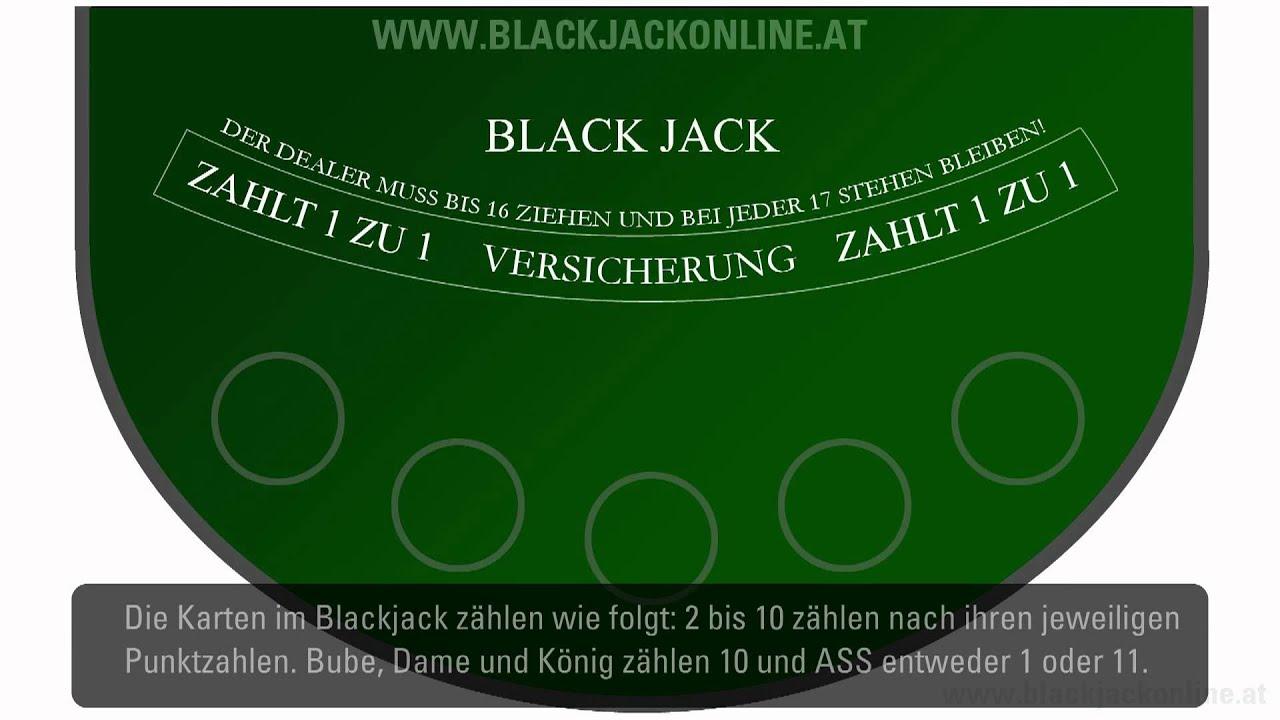 black jack spielregeln
