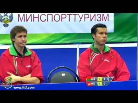 World Team TT Champ Moscow2010 BLR HKG Chtchetinine Ko Lai Chak