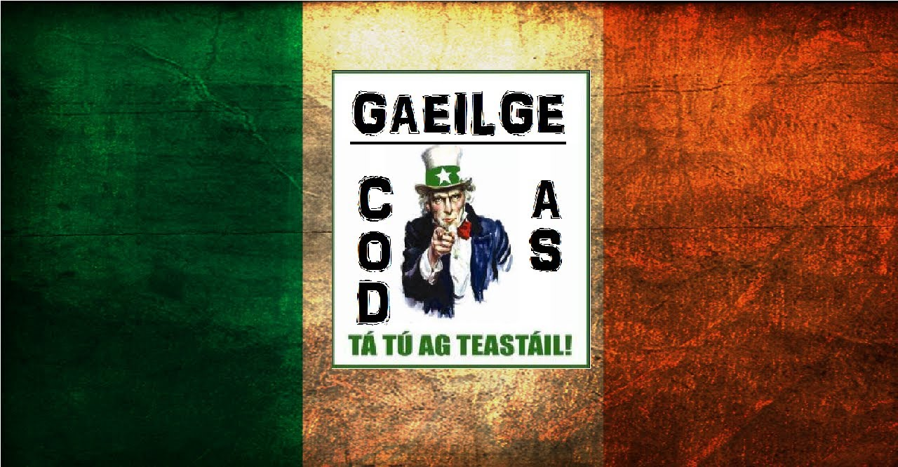How to learn Irish for free online for Sta Patrick's Day ...