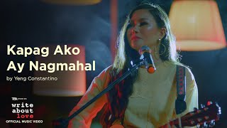 Kapag Ako Ay Nagmahal | Write About Love | Official Music Soundtrack | TBA Studios