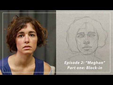 Portrait Of Meghan - Part One