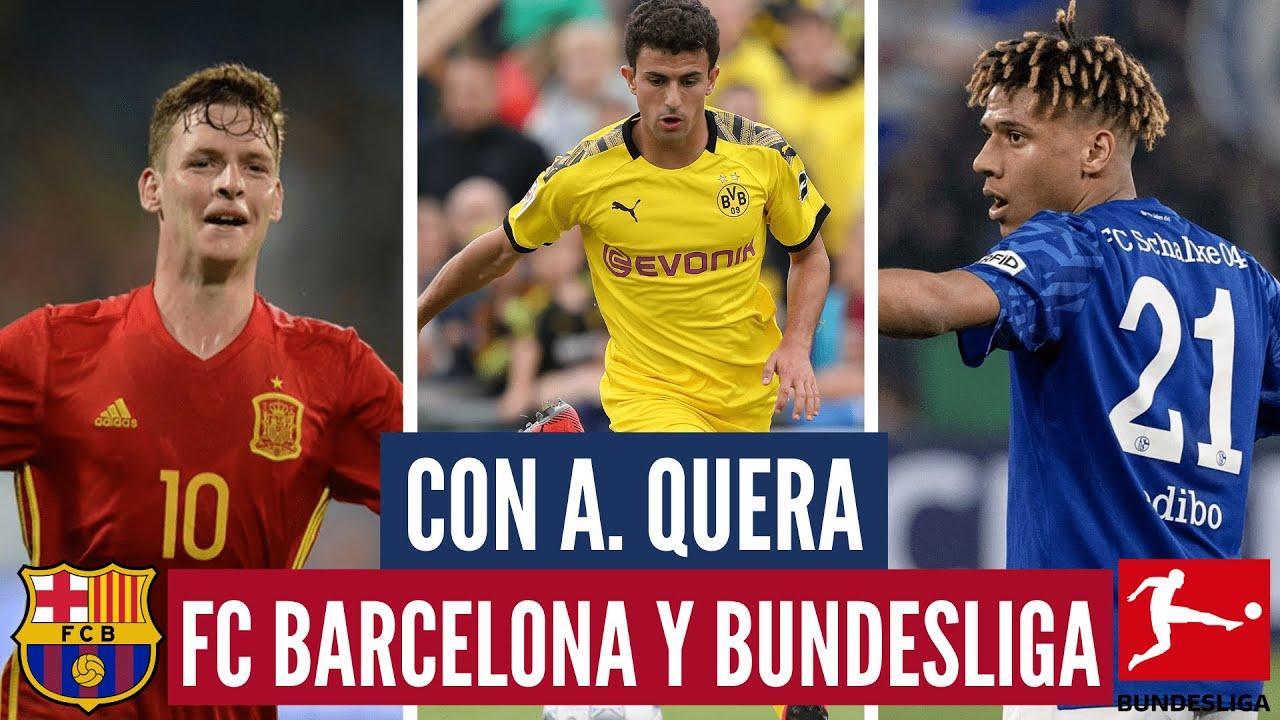 El FC BARCELONA y la BUNDESLIGA: conexión permanente / Con ALBERT QUERA
