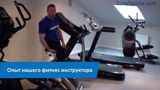 постер к видео Велотренажер на какие группы мышц. Опыт нашего фитнес инструктора.