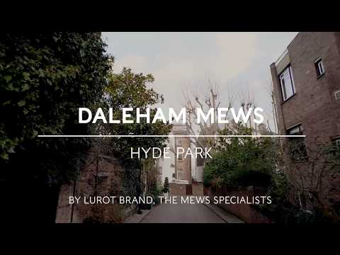 London Mews House || Daleham Mews || Hyde Park || NW3 || Lurot Brand
