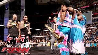 """Chris Jericho invites The New Day to """"The Highlight Reel"""": Raw, January 11, 2016"""