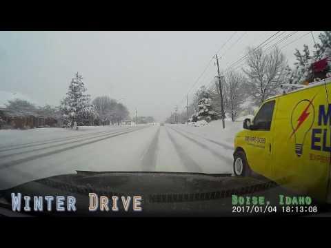 Winter 2016 Drive - Boise, Idaho