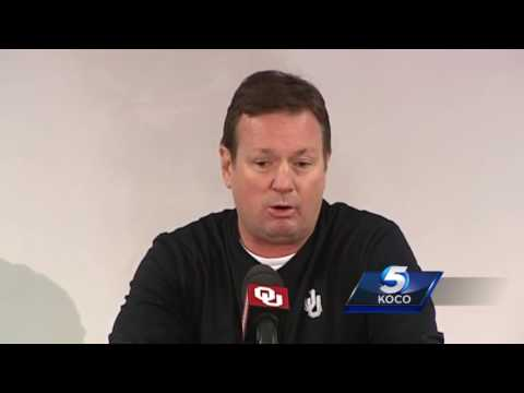 OU coach Bob Stoops discusses Joe Mixon video for first time since its release