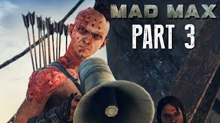 Mad Max Walkthrough Part 3 - SNIPER TIME - Mad Max 60fps Gameplay
