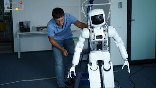 Робототехника в Университете Иннополис - Шаги в будущее