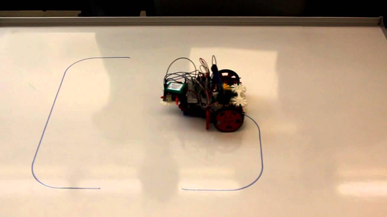 Arduino robot writing cse youtube