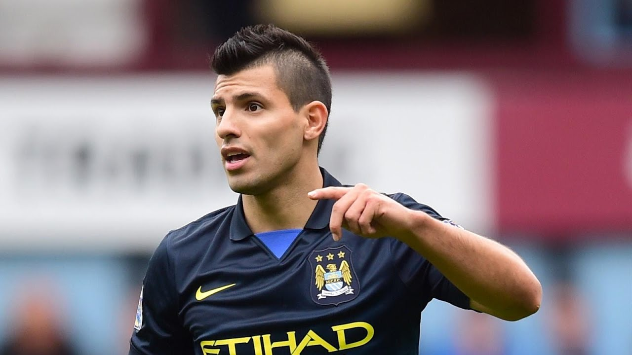 Sergio Aguero Hairstyles YouTube - Aguero hairstyle new