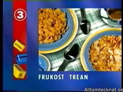 TV3 Frukost Trean - Reklam