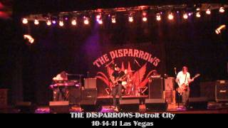 Video The Disparrows - Detroit City 10-14-11 Las Vegas download MP3, 3GP, MP4, WEBM, AVI, FLV Agustus 2017