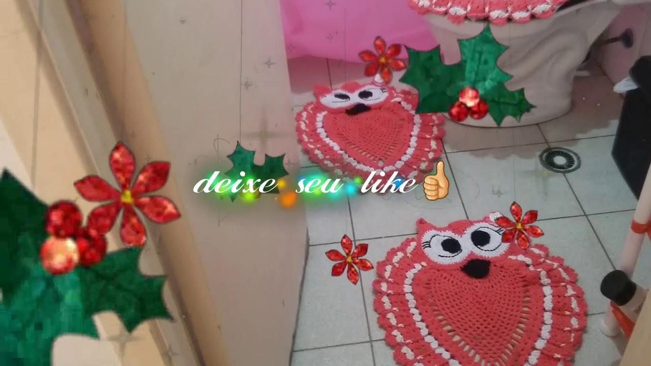 #rumoa2000k#decoracao Rosa.  Tour pelo meus banheiros cor de Rosa ????q