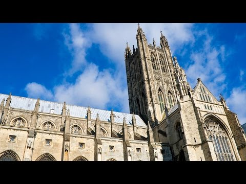 Visit Canterbury Cathedral near London
