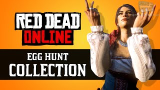Red Dead Online - Egg Hunt Collection Locations [Madam Nazar Weekly Collection]