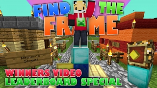 Find The Frame | SPIDER EYE | LEADERBOARD SPECIAL | Winners Video [110]