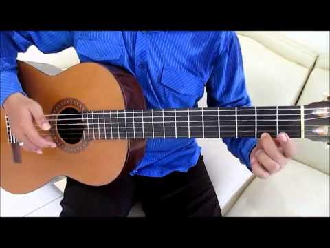 Belajar Kunci Gitar D'Bagindas Cinta Intro