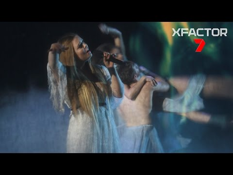 Amalia's performance of Alan Walker's 'Faded' - The X Factor Australia 2016