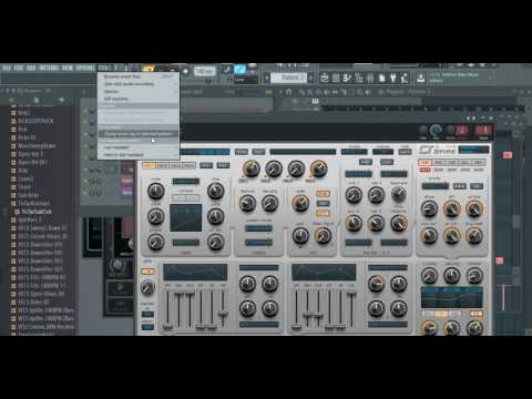 Hunter in FL Studio - Uplifting Trance - CutOff Lead Moment with Spire