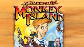 Escape from Monkey Island (MI4) - No Commentary Play Through