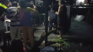 Membakar pulut tuak di Rh Chendang Sg Assan Sibu 2017