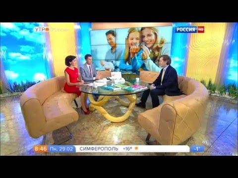 """""""Утро России"""": пенсии индивидуальных предпринимателей и финансовая грамотность в школах"""