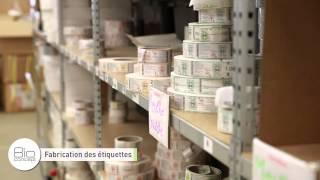Film entreprise - Unité de production - Niort