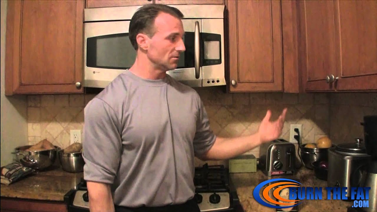 Burn The Fat Feed The Muscle Kitchen Tour by Tom Venuto - YouTube