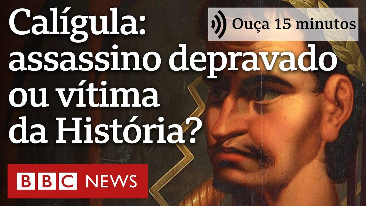 Calígula: assassino e depravado ou vítima da História? Essa e outras 3 perguntas | Ouça 15 minutos