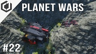 Space Engineers | PLANET WARS - Ep 22 | ORION AMBUSH!