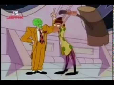 The Three Jim Carrey Animated Series (The Mask, Ace ...