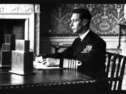 HM King George VI - War outbreak speech - 3 September 1939