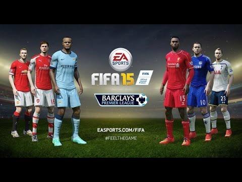 Analisis Fifa 15