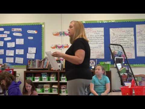 Teacher of the Year 2017- Mull Elementary School