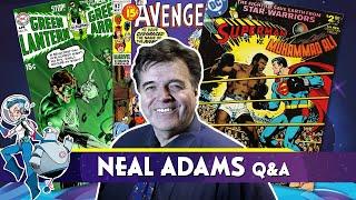 Neal Adams Q&A