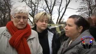 Гости из Германии. часть 1. Знакомство с городом Горловка.