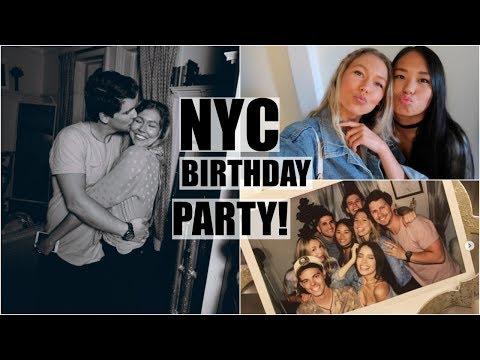 NYC Birthday Party!