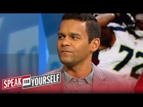 Antonio Brown's twerking sparked the debate over celebrations in the NFL - 'Speak For Yourself'